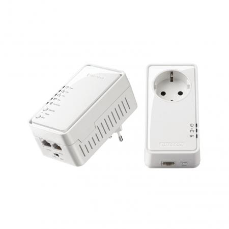 Wifi repeater - Sitecom - LN555 - Wit