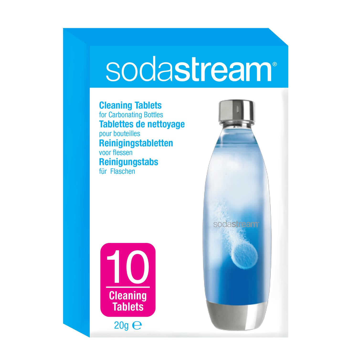 SodaStream - Reinigings tabletten