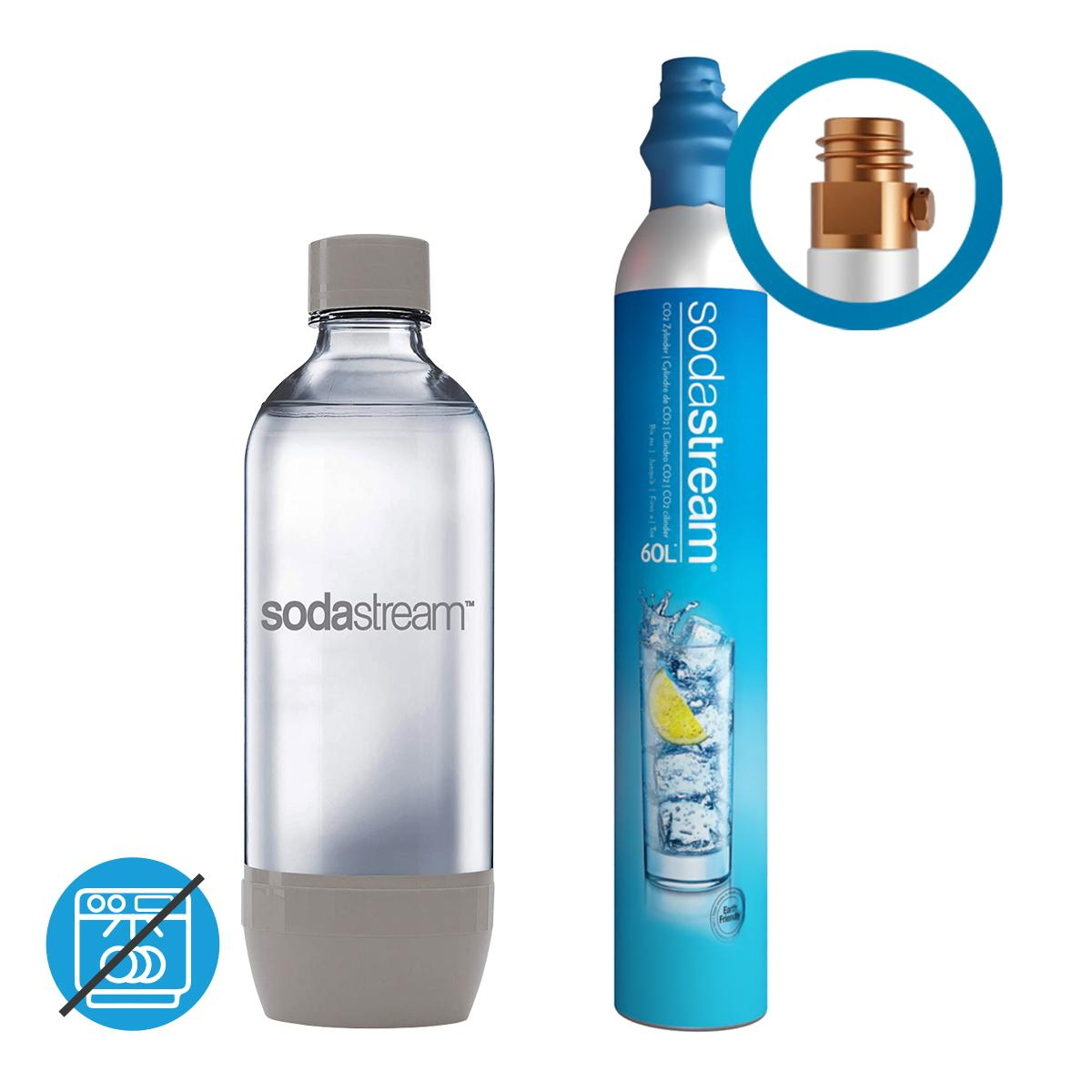 SodaStream - CO2 cilinder