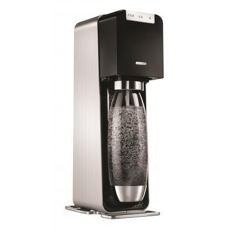SodaStream - Start Set Power - Instelbare Bruisniveaus